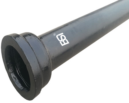 BS 437 Single Spigot and Socket Pipe